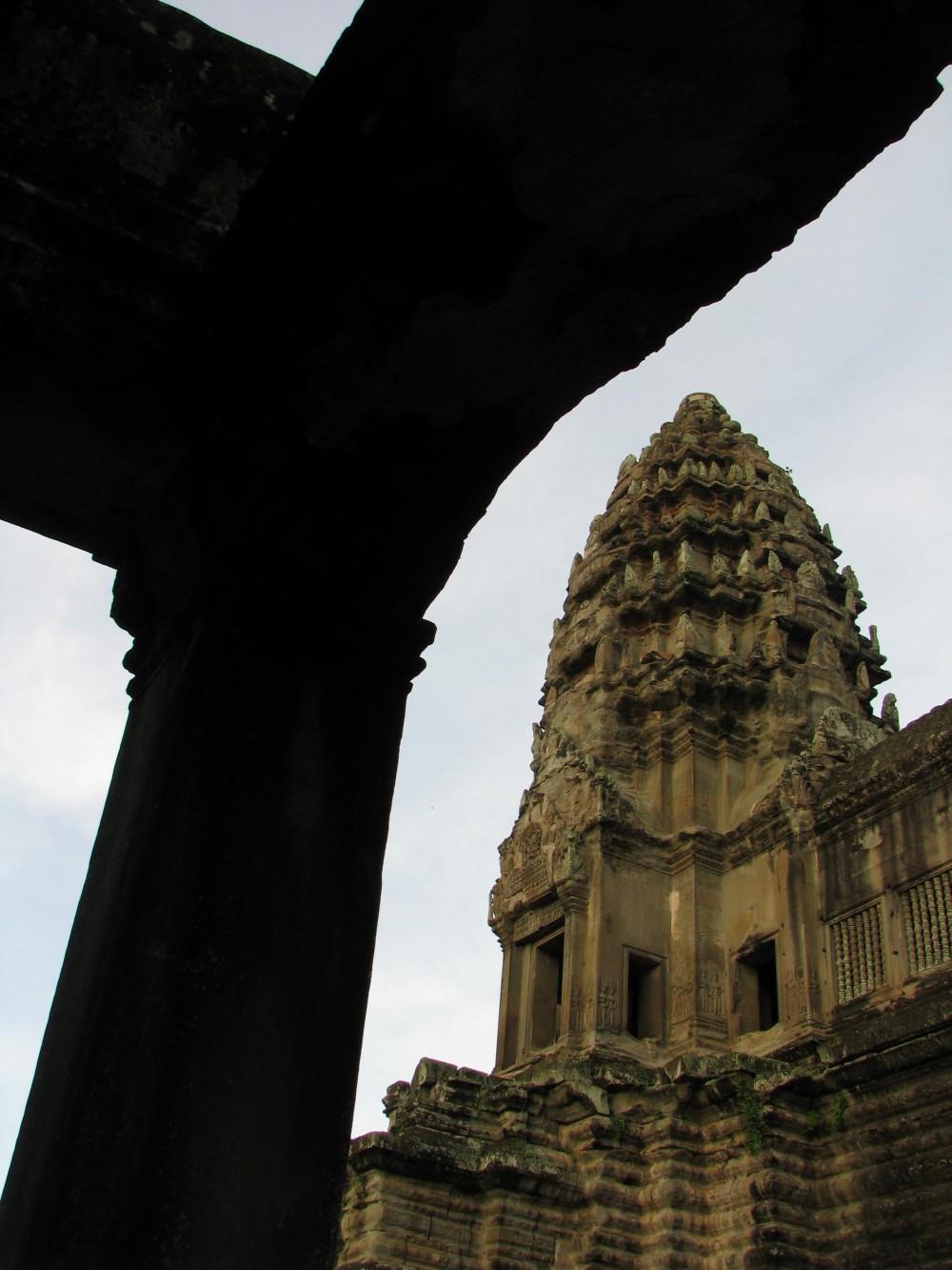 Angkor Wat Framed