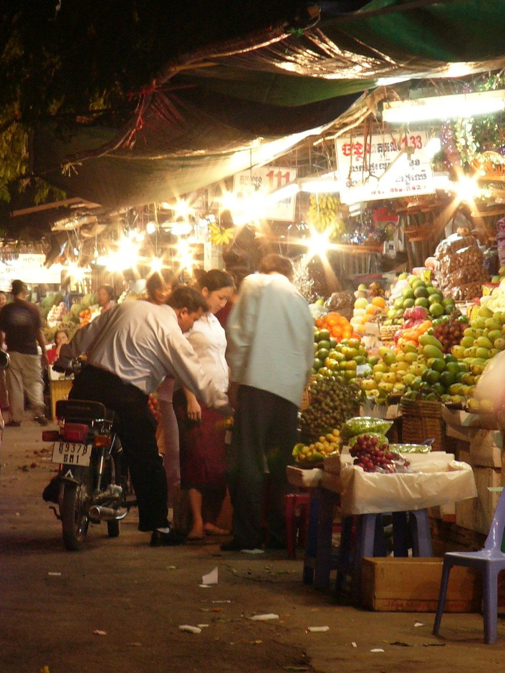 Cambodian Night Market