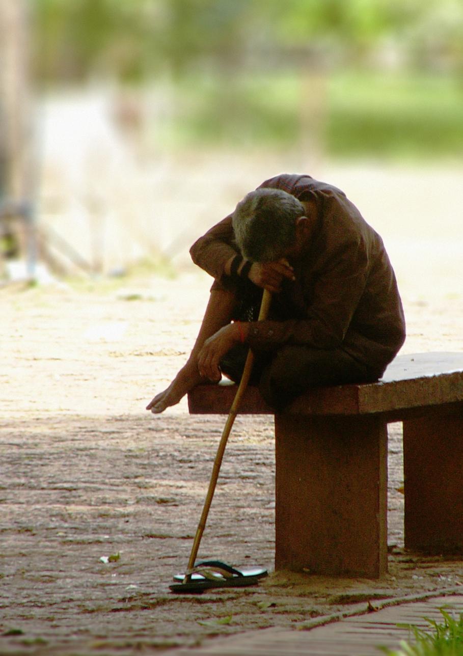 Sadness in Cambodia