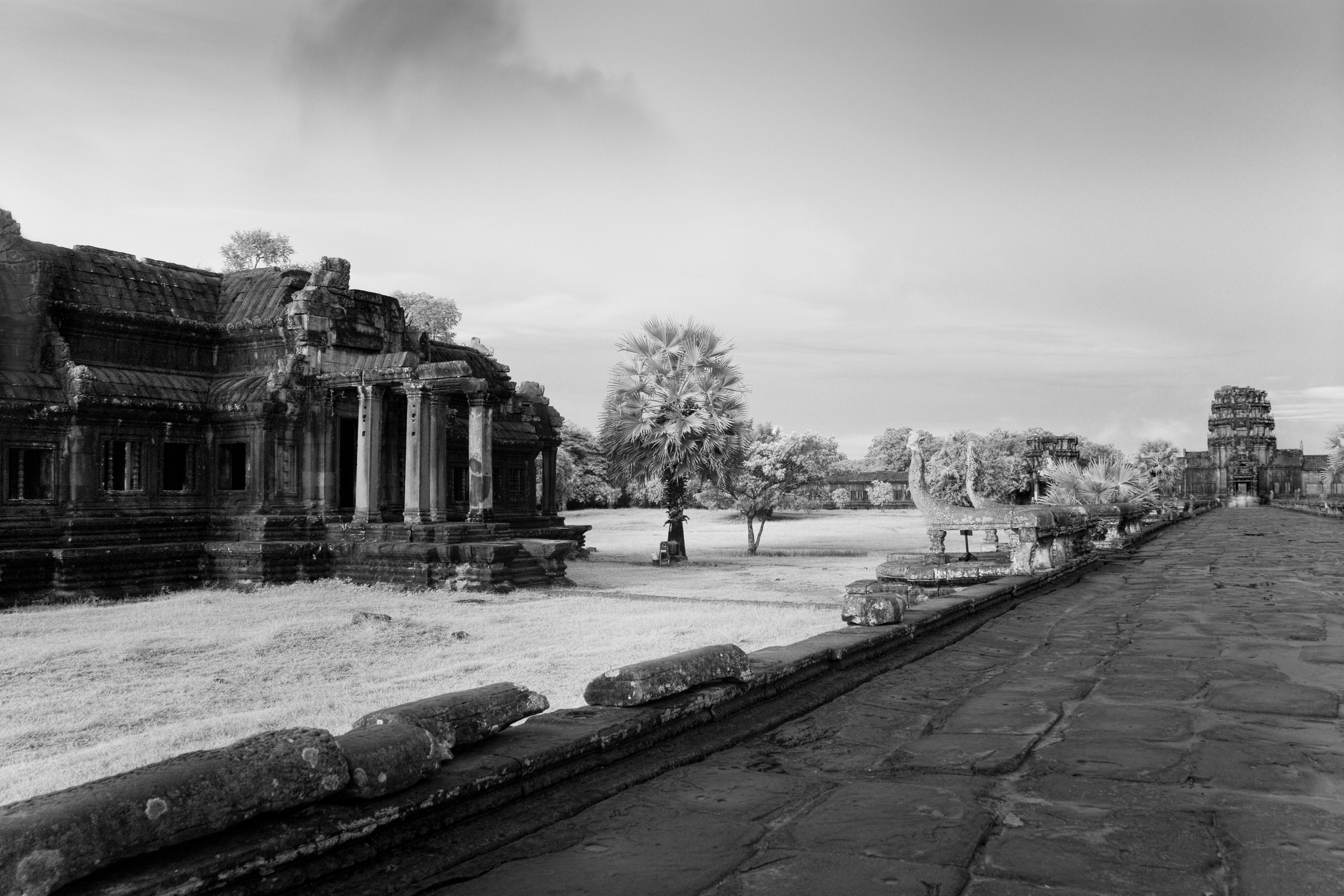 Angkor Wat Library