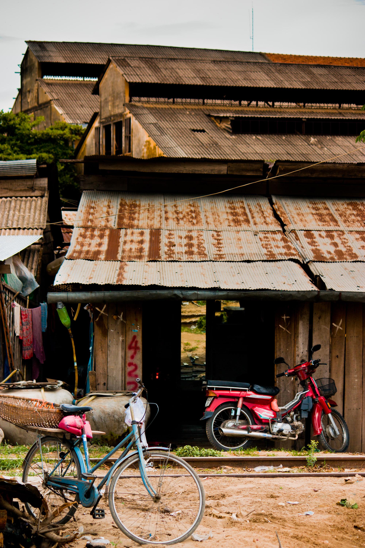 Cambodian Shack