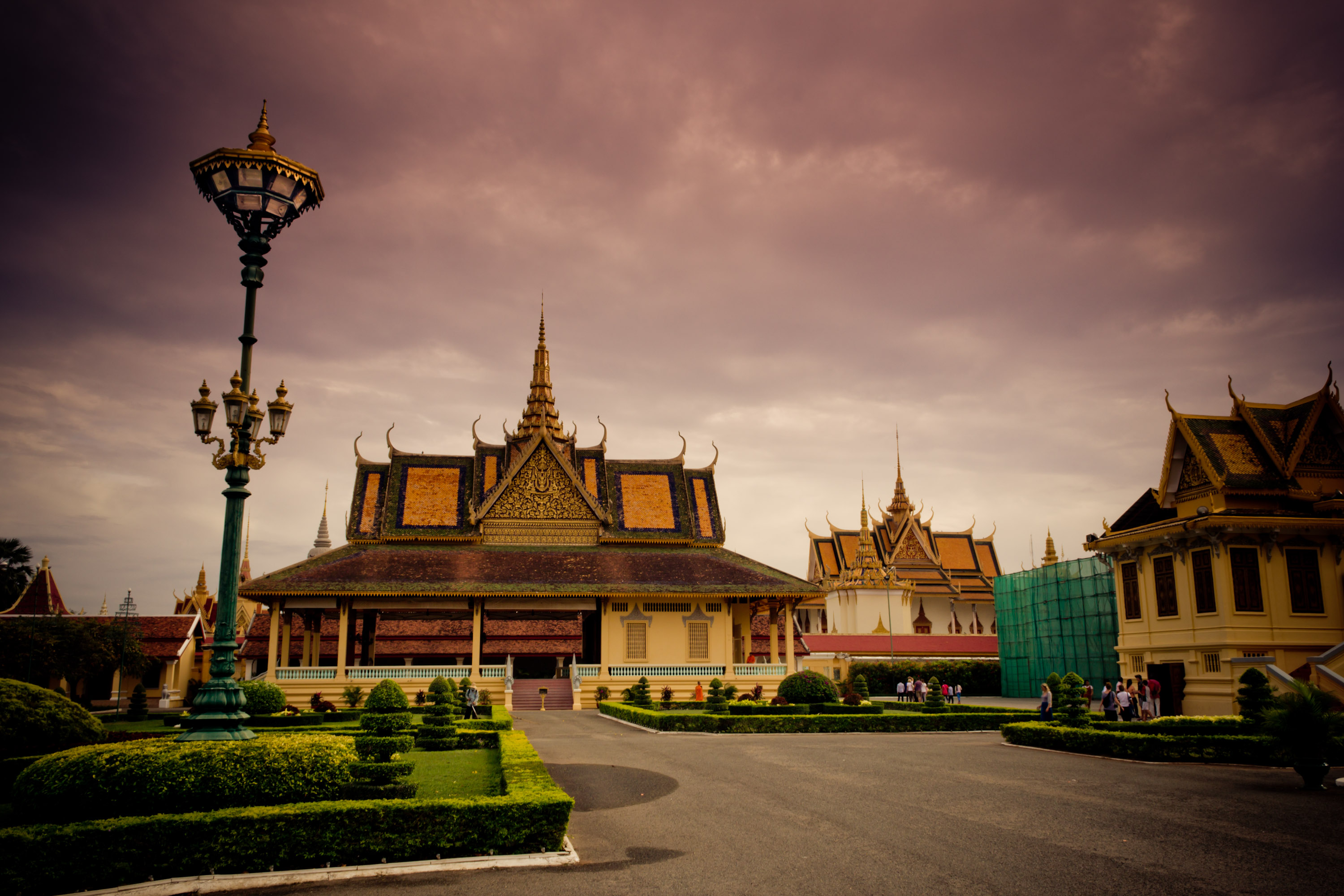 Royal Cambodian Palace