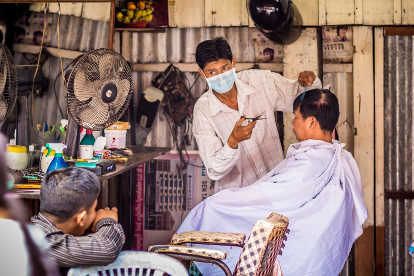 Phnom Penh Hair Cut