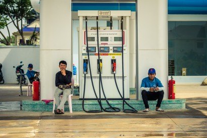 Gas-station-Phnom-Penh
